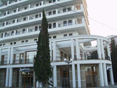 Radisson Крым