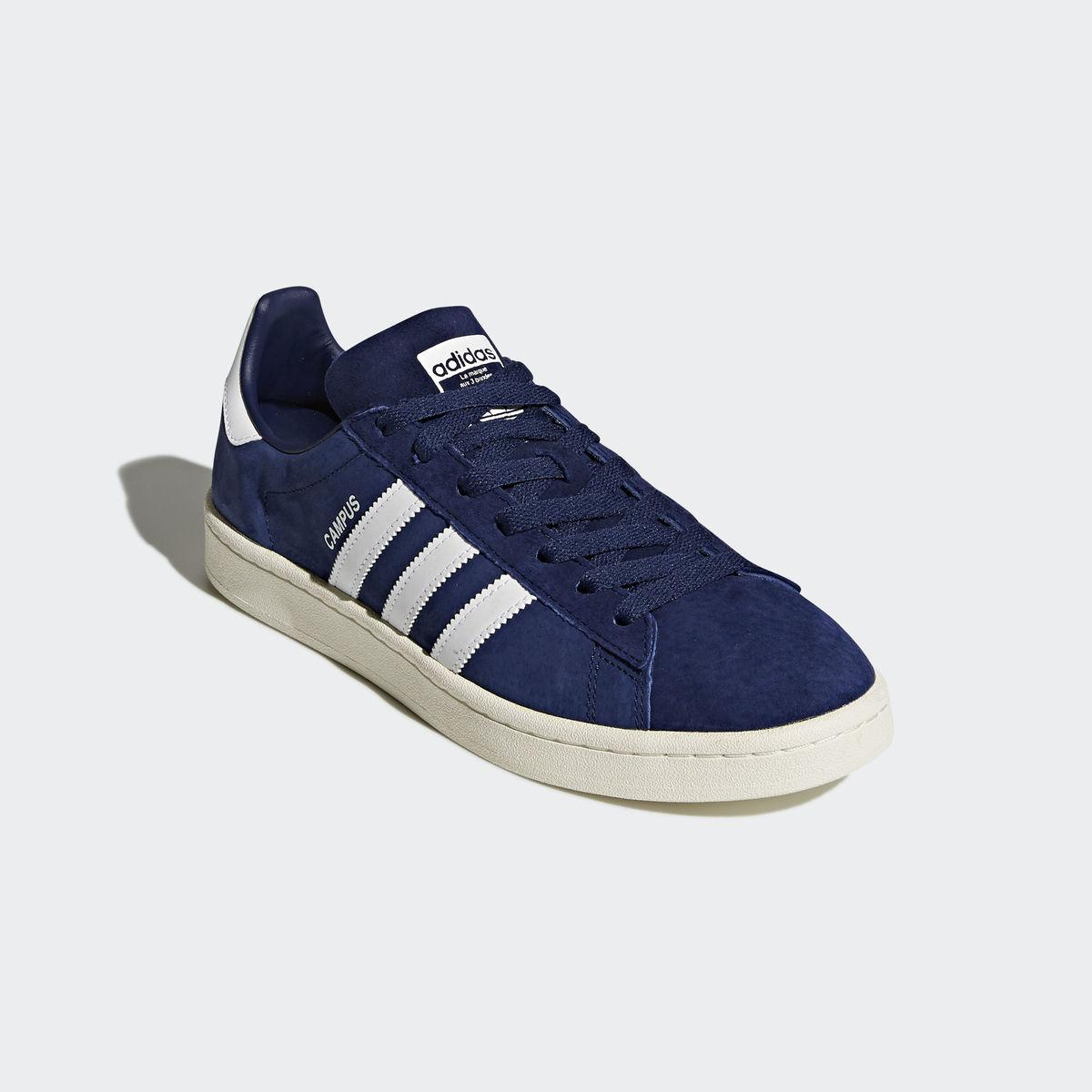 кроссовки синие мужские Адидас