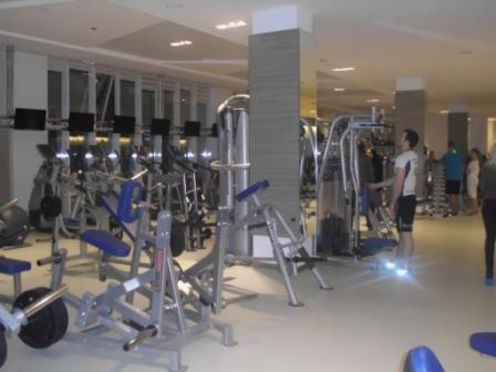 Gymmaxx. Тренажерный зал